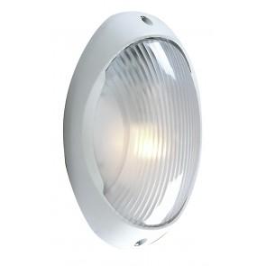 applique hublot phare 28cm  blanc