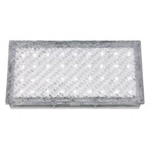 Encastré de sol extérieur PAVE 36 LED blanc