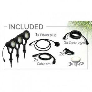 kit-3-spots-alu-noir-mat-exterieur-led-avant-garde-ip67-easyconnect-68150-set