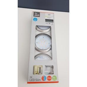 kit-3-spots-encastrés-extra-plat-pour-meuble-plafond-acier-brossé-led-integre-JE14437-jedi-5420060418310