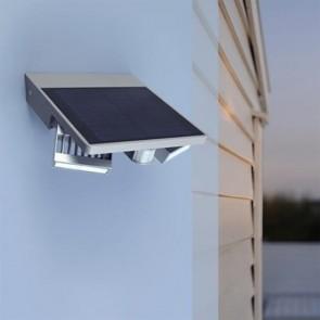 TILLY applique murale sensor extérieur solaire