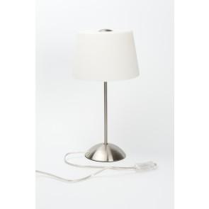 lampe-bureau-à-poser-tokio-40w-acier-brosse-verre-blanc-cali-nordlux-72785001-5701581233973