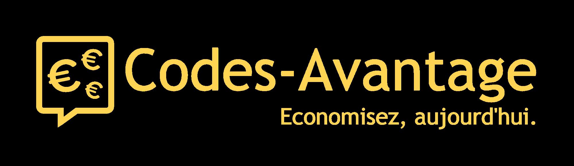 code avantage logo