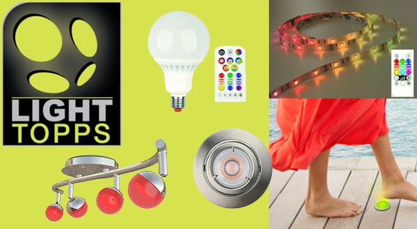 luminaires lighttops