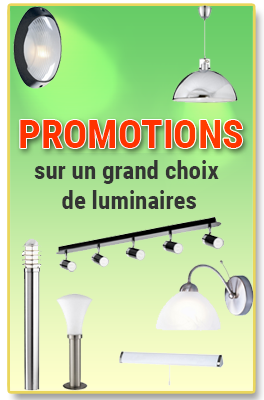 Promotions Luminaires